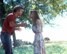 Sissy Spacek & William L. Petersen in Hard Promises Poster and Photo