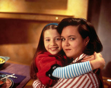 Rosie O'Donnell & Michelle Trachtenberg in Harriet The Spy Poster and Photo