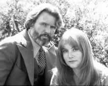 Kris Kristofferson & Isabelle Huppert in Heaven's Gate Poster and Photo