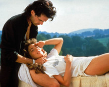 Rupert Everett & Suzanne Bertish in Hearts of Fire Poster and Photo