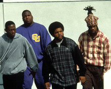 Omar Epps & Ice Cube in Higher Learning Poster and Photo