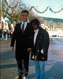 James Belushi & Whoopi Goldberg in Homer and Eddie Poster and Photo