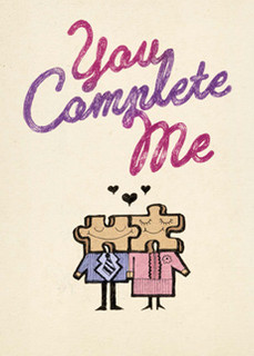 B-025 - You Complete Me