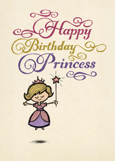 B-024 - Happy Birthday, Princess.