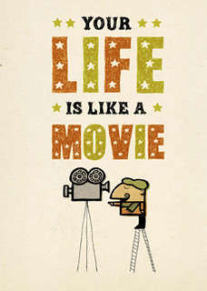 B-023 - Your Life Is Like A Movie.