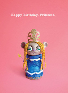 #147  Happy Birthday, Princess.