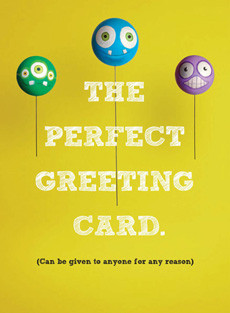 #142  The Perfect Greeting Card