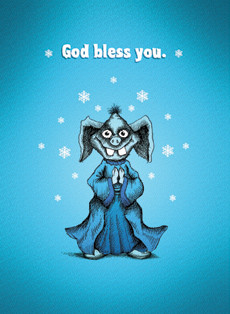 God bless you. - In case you sneezed recently