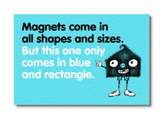 MAG-008 - ALL SHAPES AND SIZES
