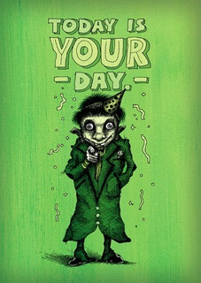 #068  Today is YOUR day. And the other 19 million people...