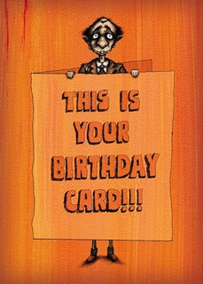 #065  This is your birthday card.