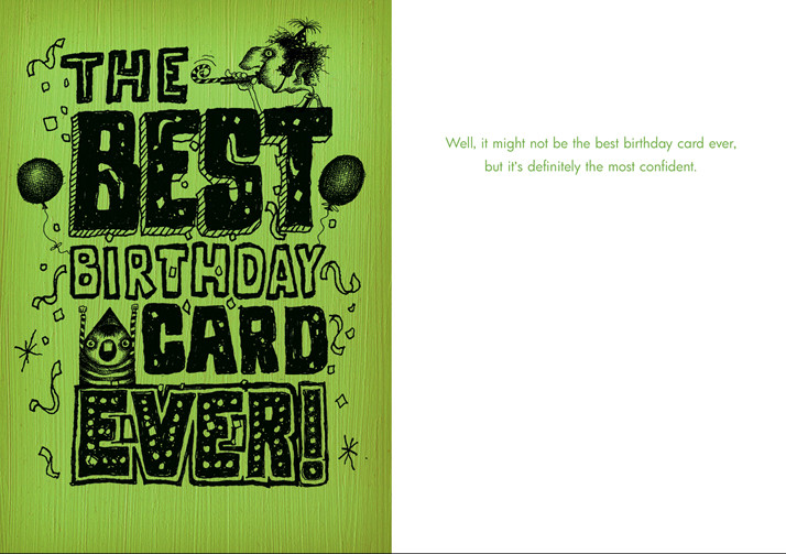 048 The Best Birthday Card Ever