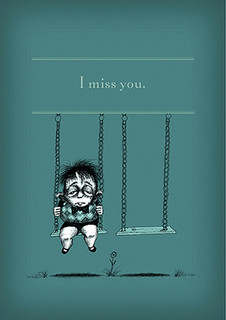 I miss you - Not as much as I thought