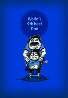 Worlds 9th best Dad - A couple crucial mistakes.