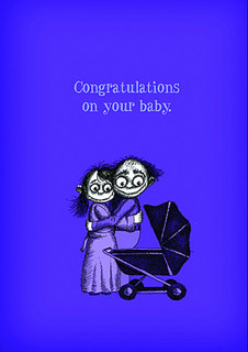 Congratulations on your baby - Don't think you're ready.