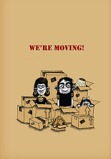 We're Moving! - The right thing to do