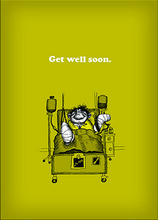 Get Well Soon - Financial burden
