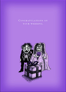 Congratulations on your wedding - Registry
