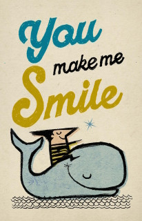 B-055 - You make me smile