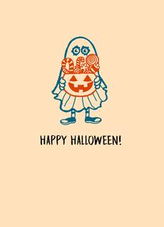 Happy Halloween/I'm sorry, I should explain.