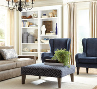 Lorette Wing Back Accent Chair