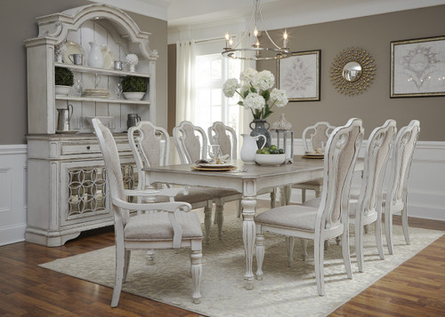 The Magnolia Manor 7 Piece Dining Group Available At Orange Park