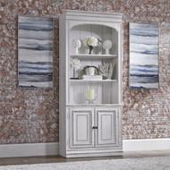 Magnolia Manor Bookcase