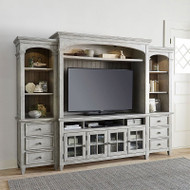 Heartland 4-PC Entertainment Wall Unit