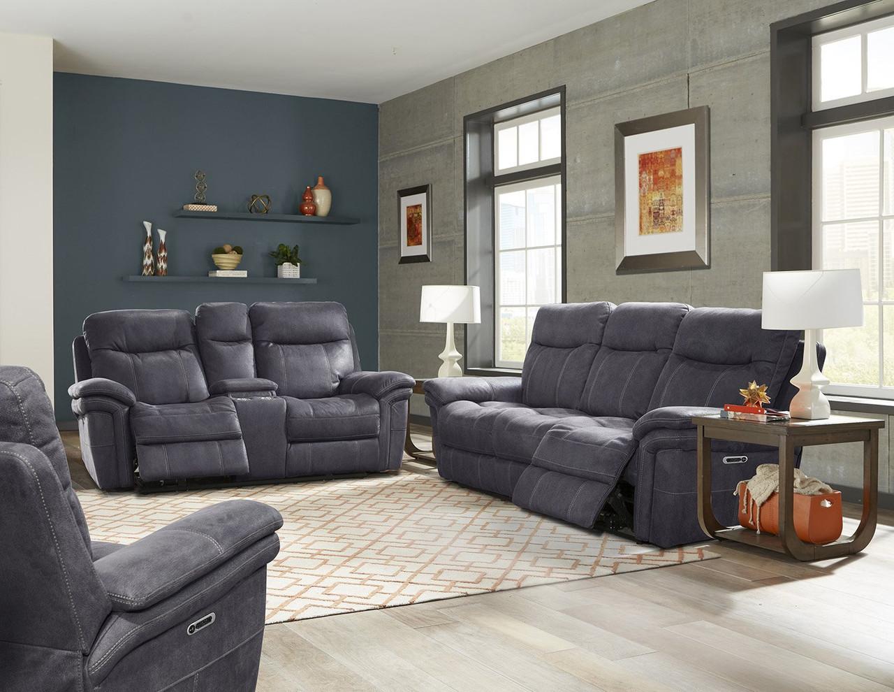 Superb Mason Power Reclining Sofa Or Loveseat With Power Headrest Machost Co Dining Chair Design Ideas Machostcouk