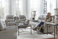 Bodie Rocker/reclining Loveseat with Console
