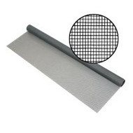 """Charcoal Aluminum Insect Screening, 72"""" Width in 100' Roll"""