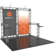 MARS ORBITAL EXPRESS TRUSS 10FT MODULAR EXHIBIT