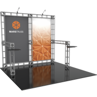10FT MARS ORBITAL EXPRESS TRUSS MODULAR EXHIBIT - RENTAL