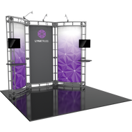 10FT LYNX ORBITAL EXPRESS TRUSS MODULAR EXHIBIT - RENTAL