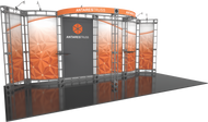 20FT ANTARES ORBITAL EXPRESS TRUSS MODULAR EXHIBIT - RENTAL