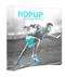 Backlit Hopup Full Fitted Graphic Display Kit 3x3
