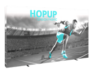 Hopup Full Fitted Graphic Display 5x3 (shown with straight frame)