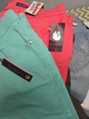 22pc Gloria Vanderbilt SHAPING Jeans #15060i (Q-5-6)