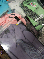 42+pc $2,520+ in MENS Dress Clothes #15065J (q-4-2)