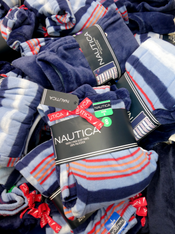 11 SETS = 22pc Kids NAUTICA PJ Pants #15146N (v-6-5)