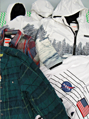 9pc BOYS Coats & NASA Hoodies #15151P (P-5-3)
