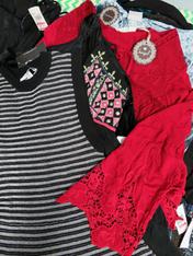 27pc BL*OMINGDALES Dresses #15192R (n-1-2)