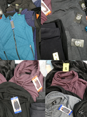 29+pc ACTIVEWEAR Pullovers SWEATS & More #15219s (L-3-7)