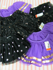 15pc Little Girls Tutu SKIRTS #15230T (L-5-2)