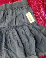10pc $600 in Maison Jules SKIRTS #15231T (L-5-2)