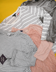 15pc GRAB BAG Shirts *DUPLICATES* #15240T (j-5-2)