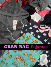 6pc GRAB BAG Designer PJs WOMENS #15250u (J-4-2)