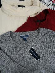 13pc Grab Bag M*CYS L XL Sweaters #15261u (j-3-5)