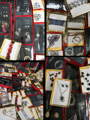 5pc GRAB BAG Boxed Jewelry SETS #15265u (j-2-7)