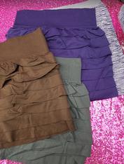 12pc GRAB BAG Mini Skirts #15303x (i-3-1)
